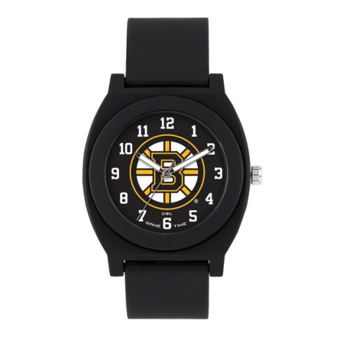 Boston Bruins Unisex Fan Black Watch