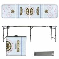Boston Bruins Victory Folding Tailgate Table