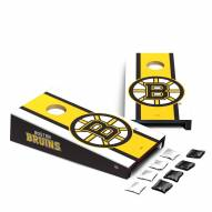 Boston Bruins Mini Cornhole Set
