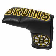Boston Bruins Vintage Golf Blade Putter Cover