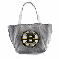 Boston Bruins Vintage Tote Bag