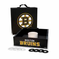 Boston Bruins Washer Toss Game Set