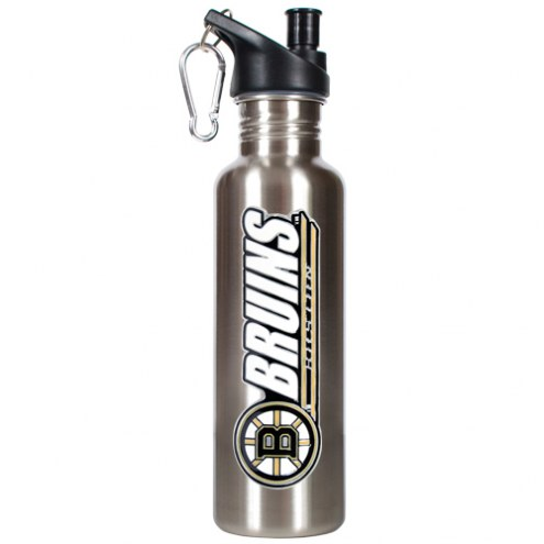 Boston Bruins 26 oz. Water Bottle with Pop-Up Spout