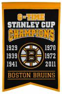 Boston Bruins Champs Banner