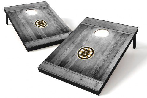 Boston Bruins Wild Sports Cornhole Set