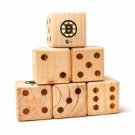 Boston Bruins Yard Dice