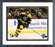 Boston Bruins Zdeno Chara Action Framed Photo