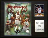 "Boston Celtics 12"" x 15"" 2008 NBA Champions Plaque"