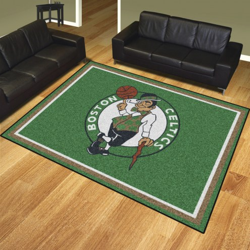 Boston Celtics 8' x 10' Area Rug