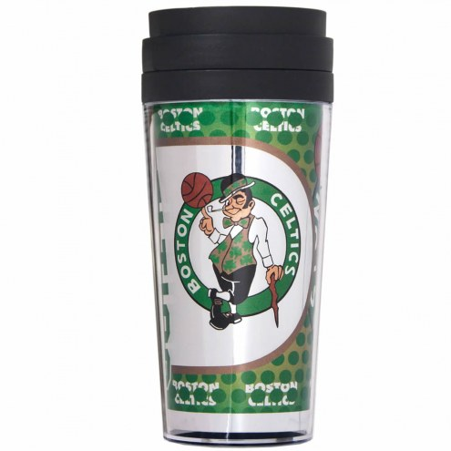 Boston Celtics Acrylic Travel Tumbler
