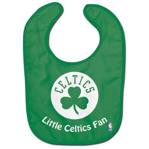 Boston Celtics All Pro Little Fan Baby Bib