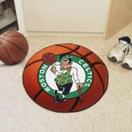 Boston Celtics Basketball Mat