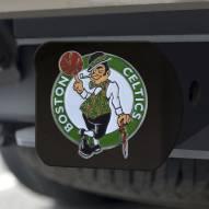 Boston Celtics Black Color Hitch Cover
