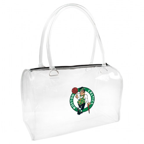 Boston Celtics Clear Bowler