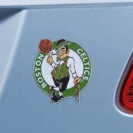 Boston Celtics Color Car Emblem