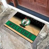 Boston Celtics Crumb Rubber Door Mat