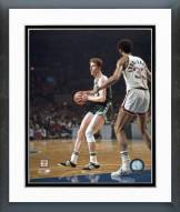 Boston Celtics Dave Cowens Action Framed Photo