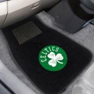 Boston Celtics Embroidered Car Mats