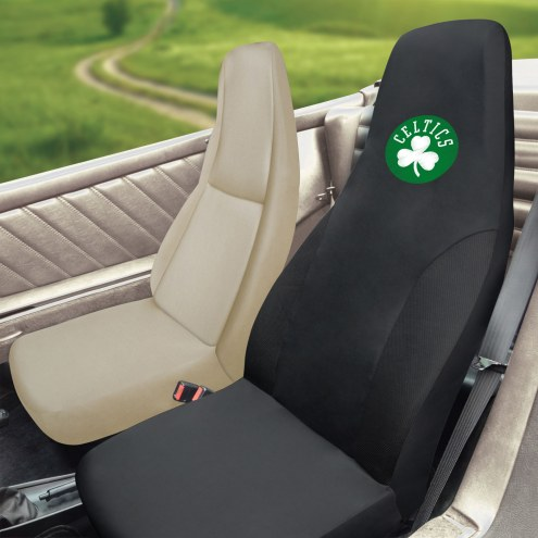 Boston Celtics Embroidered Car Seat Cover