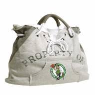 Boston Celtics Hoodie Tote Bag
