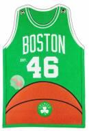 Boston Celtics Jersey Traditions Banner