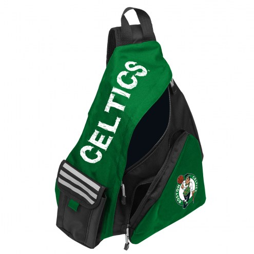 Boston Celtics Leadoff Sling Backpack