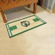 Boston Celtics NBA Court Large Runner