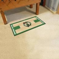 Boston Celtics NBA Court Runner Rug