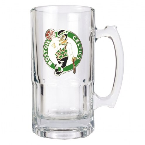 Boston Celtics NBA 1 Liter Glass Macho Mug