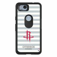 Boston Celtics OtterBox Google Pixel 2 Symmetry Stripes Case