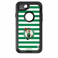 Boston Celtics OtterBox iPhone 8/7 Defender Stripes Case