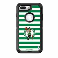 Boston Celtics OtterBox iPhone 8 Plus/7 Plus Defender Stripes Case