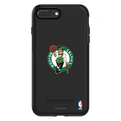 Boston Celtics OtterBox iPhone 8 Plus/7 Plus Symmetry Black Case