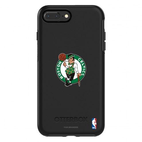 Boston Celtics OtterBox iPhone 8 Plus/7 Plus Symmetry Black Case
