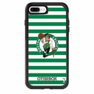 Boston Celtics OtterBox iPhone 8 Plus/7 Plus Symmetry Stripes Case