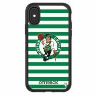 Boston Celtics OtterBox iPhone X/Xs Symmetry Stripes Case
