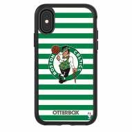 Boston Celtics OtterBox iPhone X/Xs Symmetry Stripes Case
