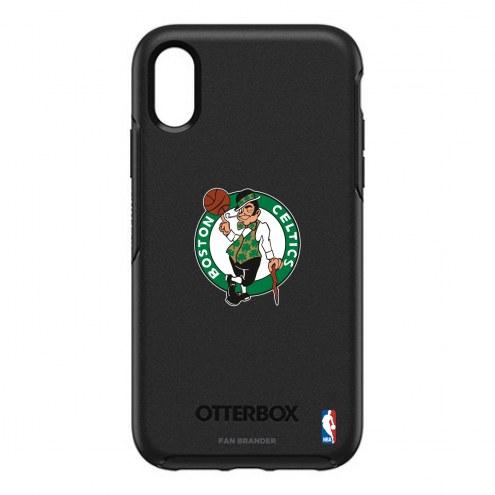 Boston Celtics OtterBox iPhone XR Symmetry Black Case