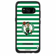 Boston Celtics OtterBox Samsung Galaxy S8 Symmetry Stripes Case