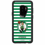 Boston Celtics OtterBox Samsung Galaxy S9+ Symmetry Stripes Case