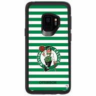Boston Celtics OtterBox Samsung Galaxy S9 Symmetry Stripes Case