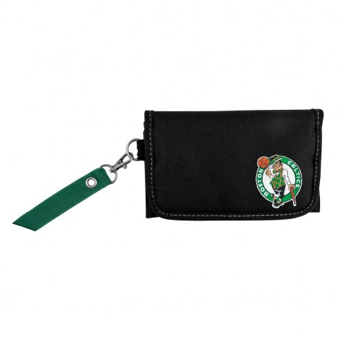 Boston Celtics Ribbon Organizer Wallet