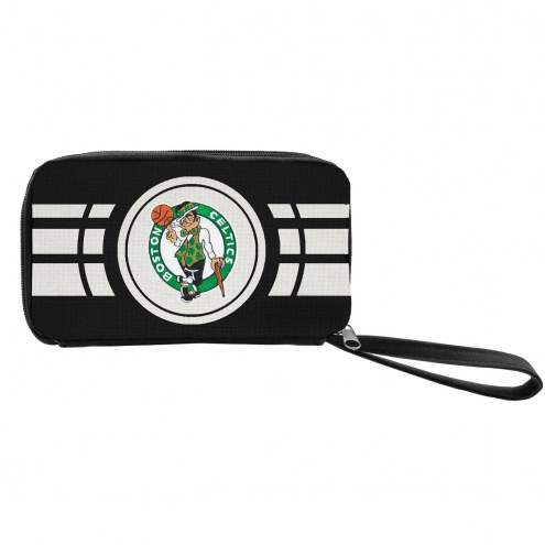 Boston Celtics Ripple Zip Wallet