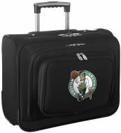 Boston Celtics Rolling Laptop Overnighter Bag
