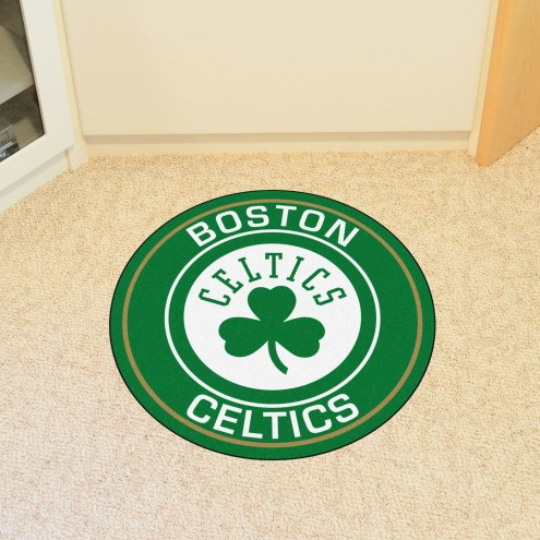 Boston Celtics Rounded Mat