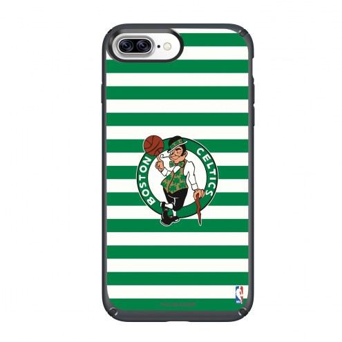 Boston Celtics Speck iPhone 8 Plus/7 Plus Presidio Stripes Case