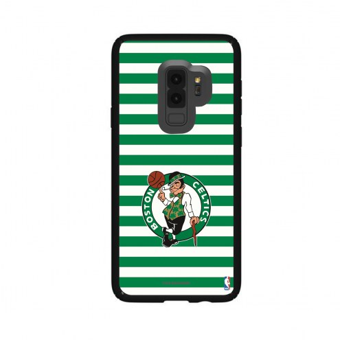 Boston Celtics Speck Samsung Galaxy S9+ Presidio Stripes Case