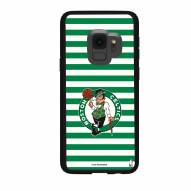 Boston Celtics Speck Samsung Galaxy S9 Presidio Stripes Case