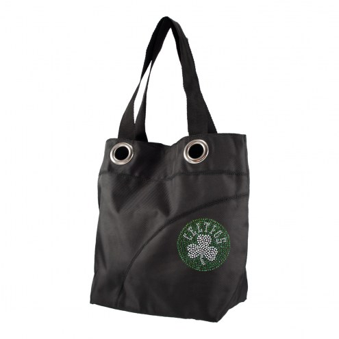 Boston Celtics Sport Noir Sheen Tote