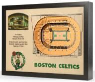 Boston Celtics 25-Layer StadiumViews 3D Wall Art